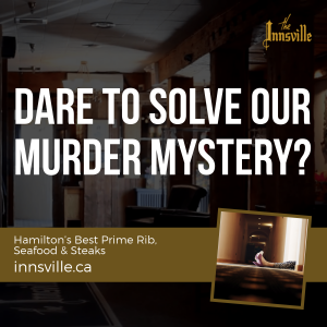 Murder Mystery at The Innsville