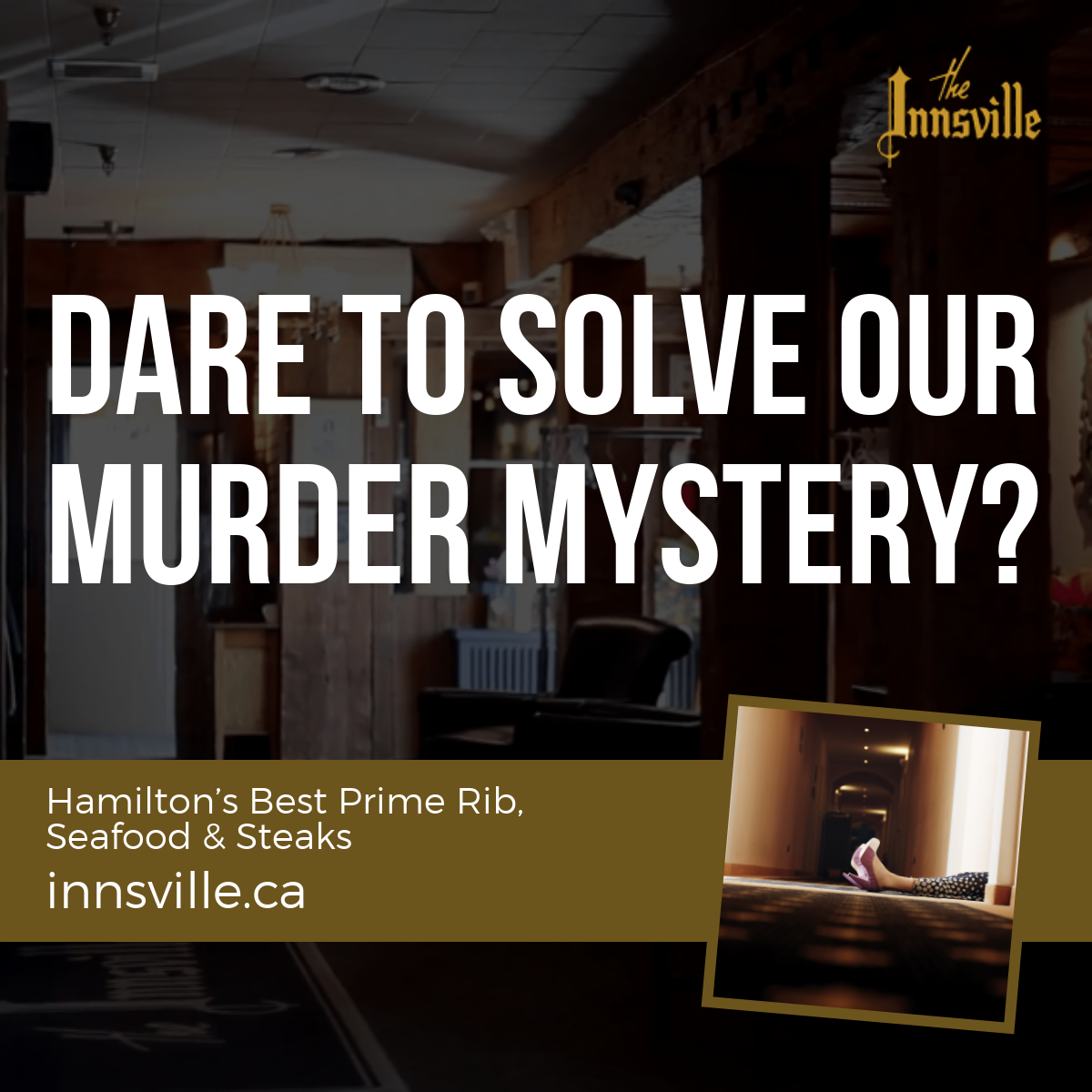 Murder Mystery at The Innsville